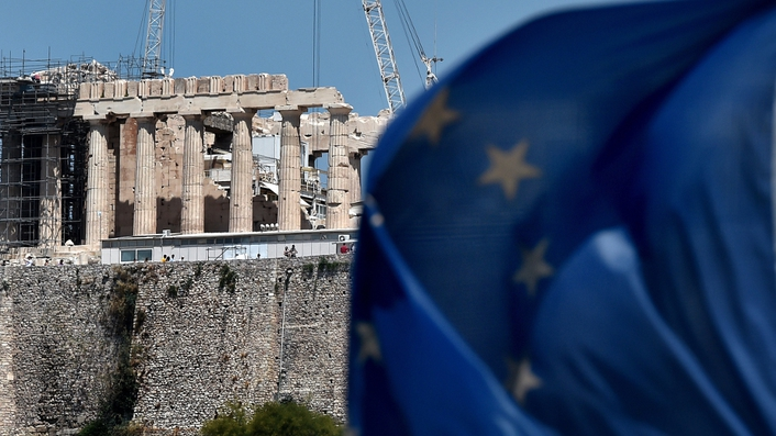 Greece submits new bailout plan to EU