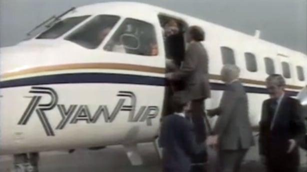 Ryanair's First Flight (1985)