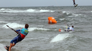 New national sail training vessel and kite-surfing