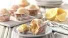 Lemon Duffins - Half muffin, half doughnut - a delicious zesty treat for summer!