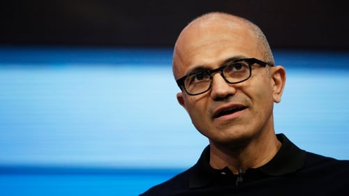 Under CEO Satya Nadella, Microsoft has spent the past five years shifting from reliance on its once-dominant Windows operating system to selling cloud-based services