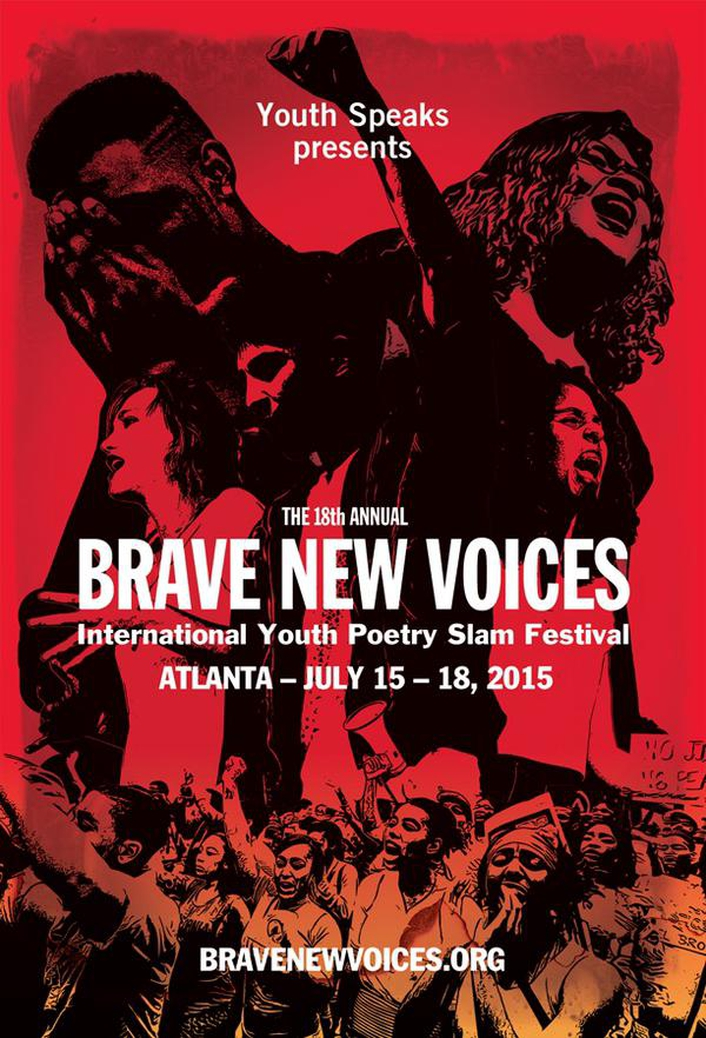 """Brave New Voices"", international youth poetry slam festival"