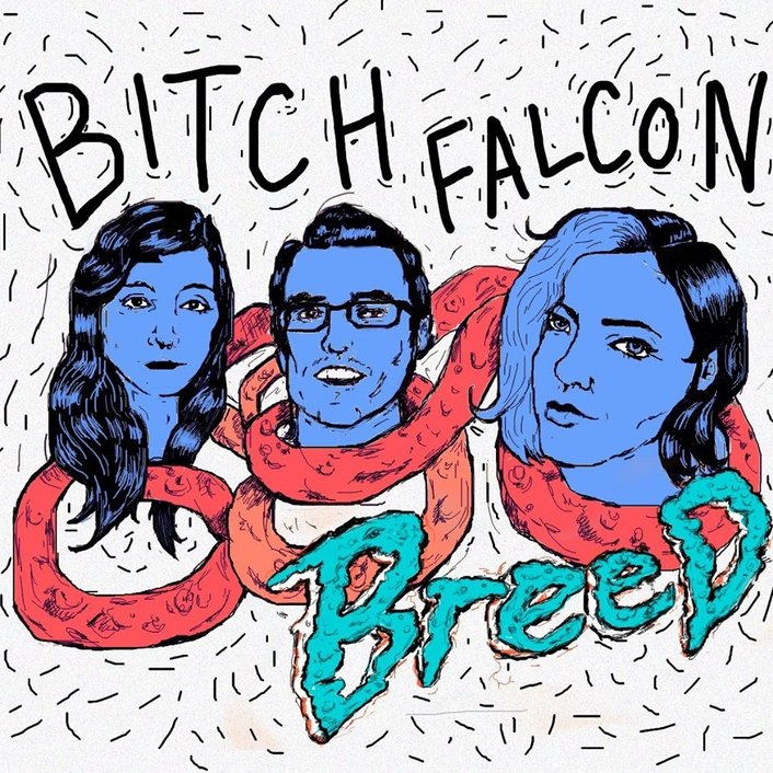 Bitch Falcon in session