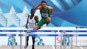 Ireland's Thomas Barr will compete in the 400m hurdles where wind can play havoc for competitors