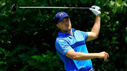 Jordan Spieth has won majors at Augusta National and Chambers Bay already this year