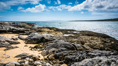 Trá an Dóilín, Carraroe, Connemara, Co Galway. Picture: Larry Morgan