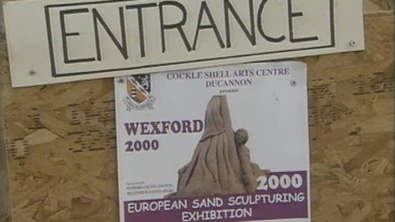 Wexford Sand Sculpting Exhibition