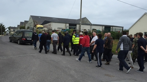 The remains have been brought to Cork University Hospital