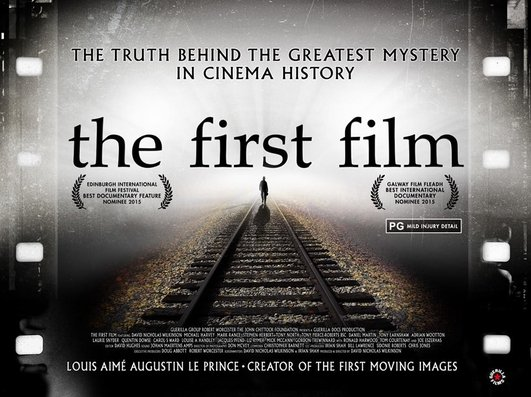 """The First Film"" and the city of Leeds"