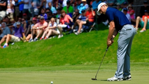 Jordan Spieth is breathing down Rory McIlroy's neck at the top of the rankings