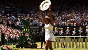 Serena Williams won her fifth Wimbledon ladies' singles crown at SW19