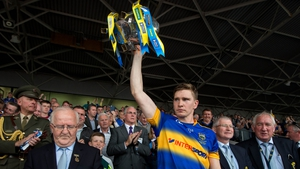 Brendan Maher of Tipperary was on target for his club Borris-Ileigh in the Kilmacud Crokes All-Ireland sevens on Saturday