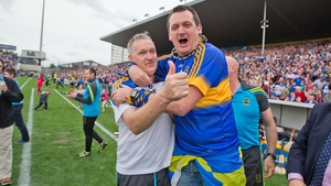 Tipperary and Eamon O'Shea can now look forward to an All-Ireland semi-final on 16 August