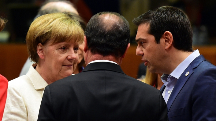 Overnight discussions on Greece still ongoing