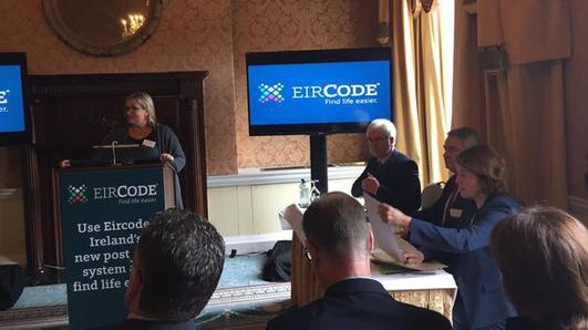 New Eircode Postcode System