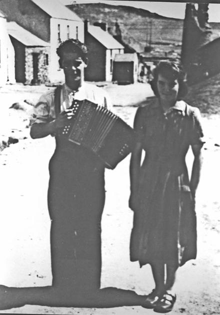 Páistí ar Oileán Thoraigh, 1956. © RTÉ