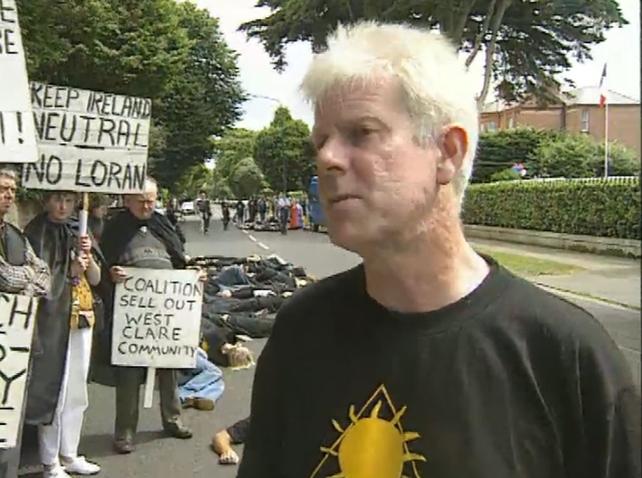 John Bowler, Greenpeace Ireland (1995)