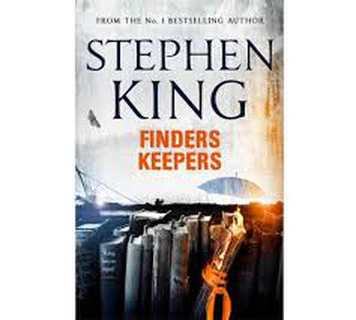"Review: ""Finders Keepers"" by Stephen King"