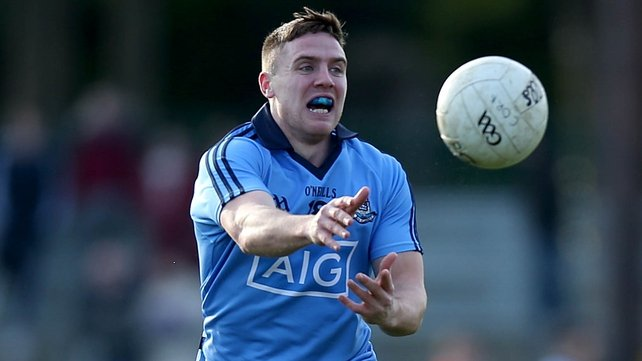 Davy Byrne was hospitalised after a brawl between Dublin and Armagh players