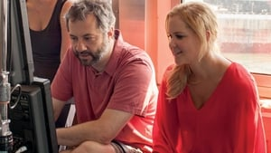 Apatow and Schumer - In Dublin on August 14, the day their new film Trainwreck opens