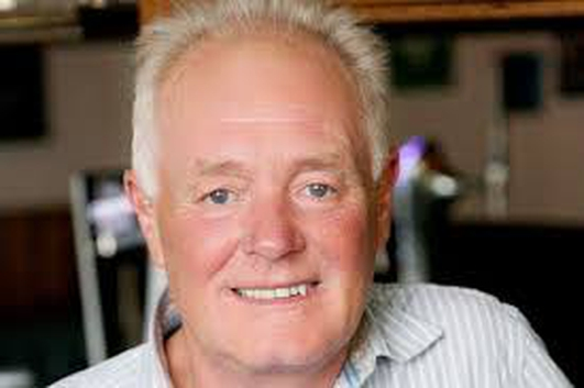 Bruce Jones aka Les Battersby in Coronation Street