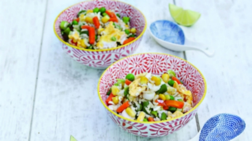 Neven Maguire's Special Fried Rice with Vegetables