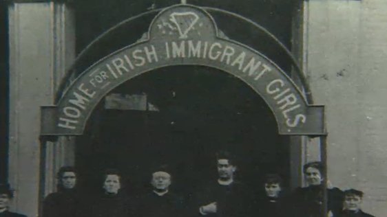 Home For Irish Immigrant Girls