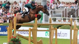 Bertram Allen said riders from all around the world looked forward to the Dublin event