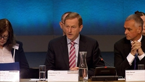 Taoiseach Enda Kenny said the Government will cut the 7% rate of USC