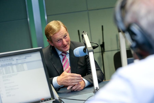 Enda Kenny - 40 Years in the Dáil