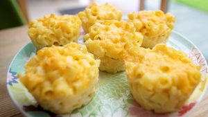 Siobhan Berry's Mac & Cheese Muffins