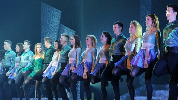 Dancing with the Stars pro dancers join forces with Riverdance this Sunday