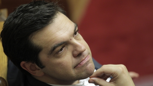 Alexis Tsipras reshuffled his govt to show international creditors he is in control of his cabinet