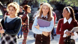 Clueless starred Brittany Murphy, Alicia Silverstone and Stacey Dash