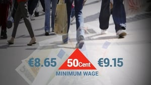 Ibec says the potential rise in the minimum wage would heap pressure on companies struggling to stay in business