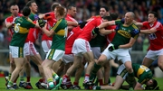 Kerry were pushed all the way and needed a replay to get past C