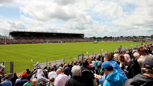 Roscommon are due to host Dublin at Hyde Park