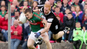 Mayo and Sligo met in the 2015 Connacht final