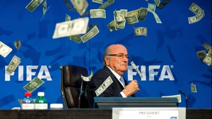 Sepp Blatter continues to be paid by FIFA