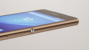 The Z3+ boasts an improved main camera, processor and is slightly thinner