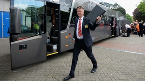 Louis van Gaal knows Champions League qualification is vital for Manchester United