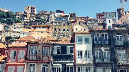 Porto Colours in Riberia