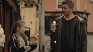 Stacey (Lauren Kinsella) is more than a match for Will (Aidan Gillen)