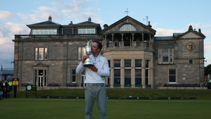 Zach Johnson will defend his British Open crown at Royal Troon