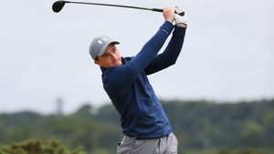 Paul Dunne is one of five Irish players on the team at Royal Lytham and St Annes