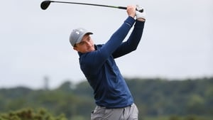Paul Dunne who blazed a trail at the British Open last week
