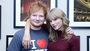 Ed Sheeran and Taylor Swift will compete for Video of the Year, with Swift's Bad Blood and Sheeran's Thinking Out Loud shortlisted