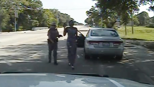 Sandra Bland was pulled over for failing to signal a lane change