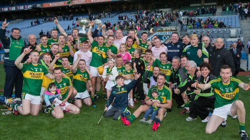 Kerry won the Christy Ring Cup