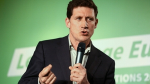 Green Party leader Eamon Ryan said the plan lacks ambition